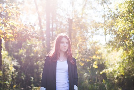 Young, Girl, People, Long Hair, Red Head, Model, Pretty