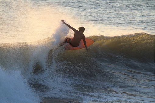 Surfer, Surfing, Waves, Surfboard, Ocean, Sea, Water