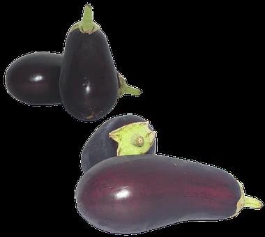 Eggplant, Fruit, A Vegetable, Black, A Healthy Diet