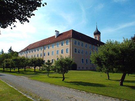 Abbey Oberschönenfeld, Cistercian Abbey