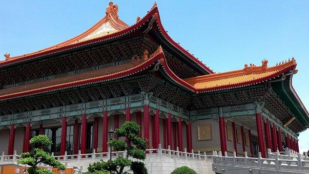 Architecture, Pagoda, Ancient, Asia, Temple, Landmark