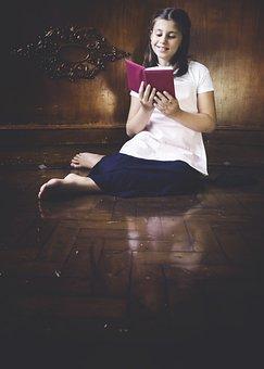 Cinderella, Girl, Fairy Tale, Theatre, Book, Ground