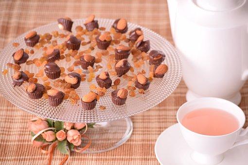 Almond, Almond Chocolate, Chocolates, Chocolate