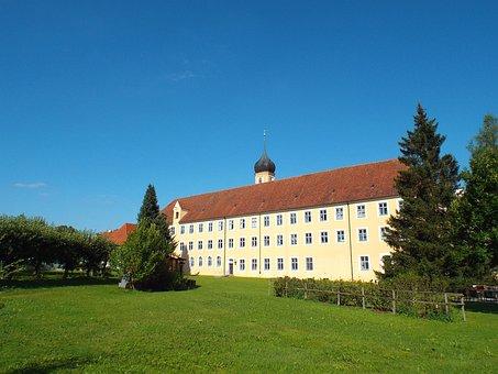 Cistercian Abbey, Oberschönenfeld