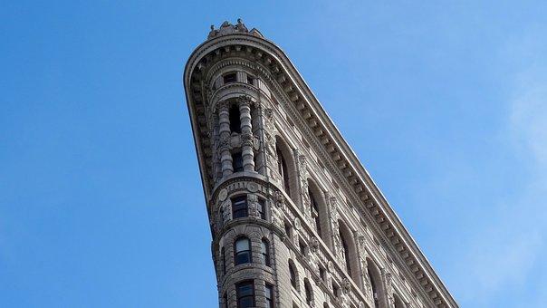 Flatiron, New York, Manhattan, Architecture
