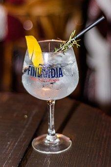 Vodka, Cocktail, Drink, Fresh, Alcohol, Beverage, Glass