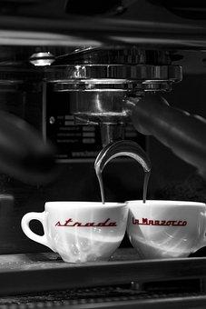 Coffee, Coffee Machine, La Marzocco, Strada