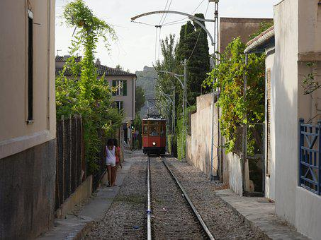 Tram, Collector's Item, Transport, Traffic, City, Old
