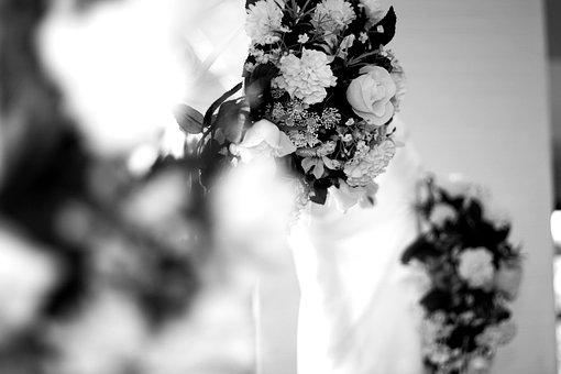 Flowers, Wedding, Wedding Flowers, Bouquet, Love, White