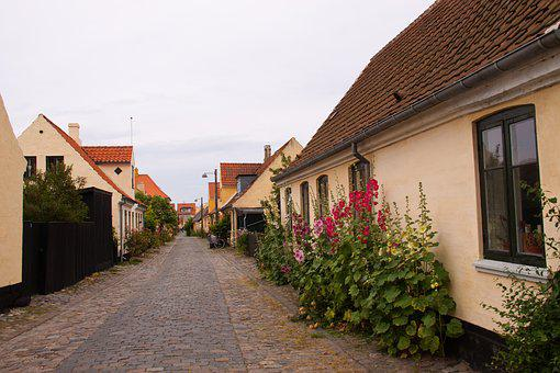 Facilities, Village, Town, Street, Alley, Flowers