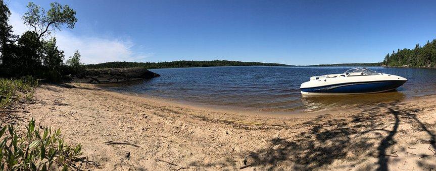Water, Lake, Ocean, Landscape, River, Nature, Beach