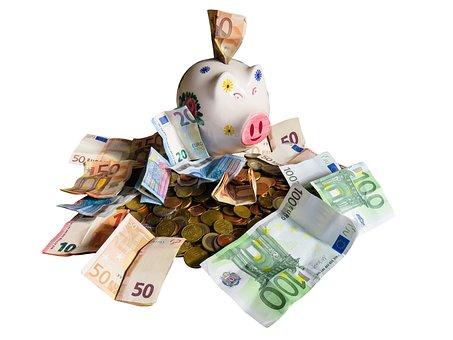 Finance, Money, Save, Cash And Cash Equivalents