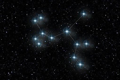 Star, Constellation, Universe, Bull, Sun, Space, All