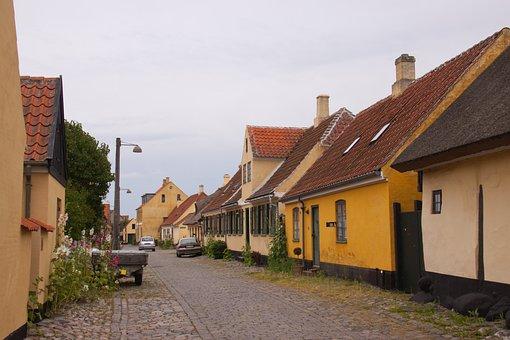 Facilities, Village, Town, Houses, Villa, Street