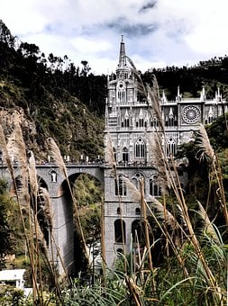 Colombia, South America, The Cathedral, Las Laias, Andy