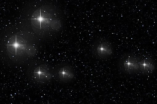 Star, Constellation, Universe, Twins, Sun, Space, All