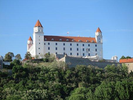 Bratislava, Holidays, River Crossing
