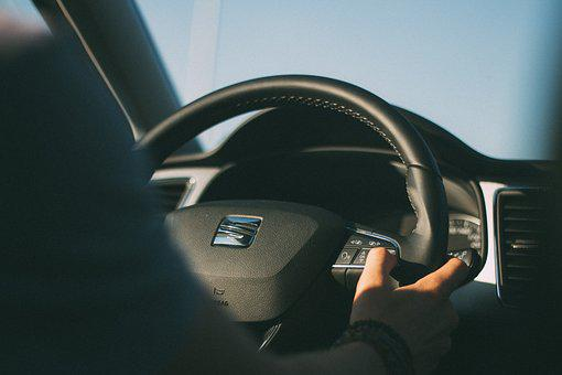 Seat Leon, Ecomotive, 2017, Steering Wheel, Interior