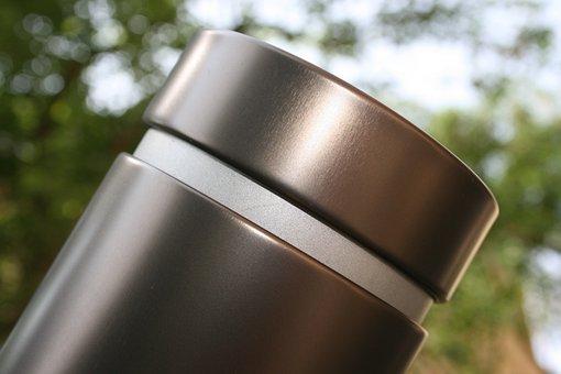 Metal Tin Design, Design Tin Can, Tea Caddy