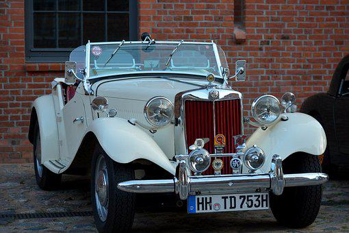 Traffic, Oldtimer, Hamburg, Museum Of The Work, Barmbek