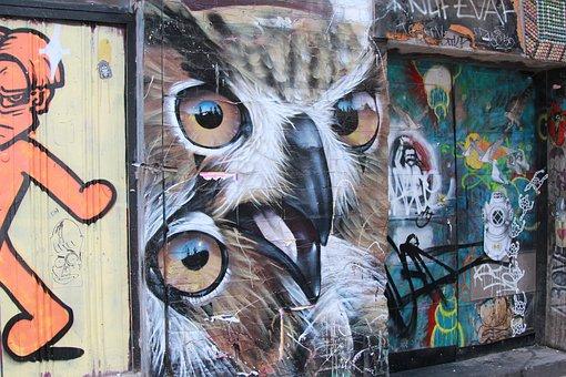 Graffiti, Art, Urban, Street, Artistic, Culture, Wall