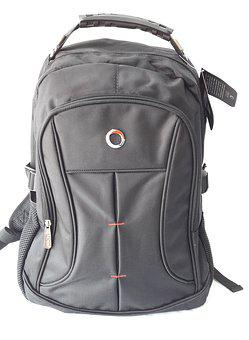 Backpack, Suitcase, Trip, Notebook