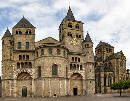 Trier, Dom, Church, Trier Cathedral, House Of Worship