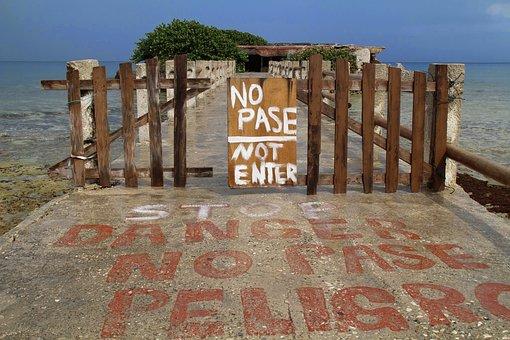 Do Not Enter, Prohibited, Sign, Forbidden, Safety