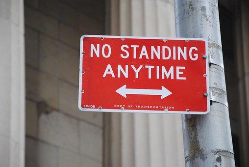 Shield, Prohibitory, New York, Ban, Prohibited, Note
