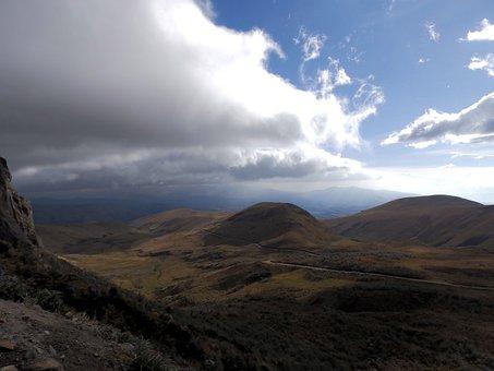 Mountain, Mountains, Climbing, South America