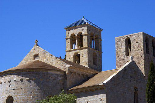 Monastery Of Sant Benet, Churches, Religious Monuments