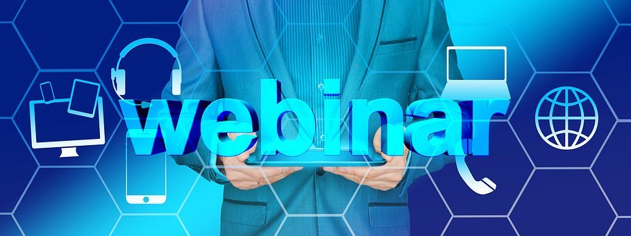 Webinar, Education, Training, Learn, Seminar, Teaching