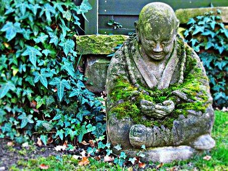 The Figurine, The Statue, Buddha, Sculpture