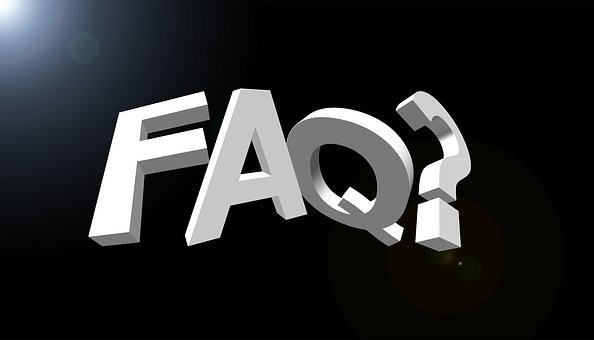 Faq, Questions, Often, Help, Support, Problem Solution