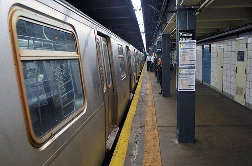 Train, Local, Travel, Station, Transportation