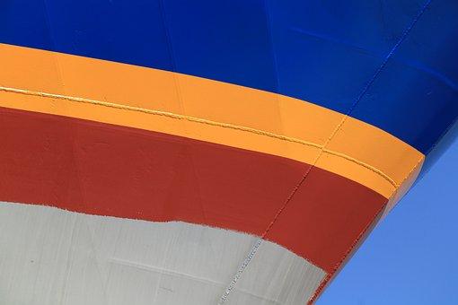 Morocco, Agadir, Ship, Bow, Paint, Colorful, Repair