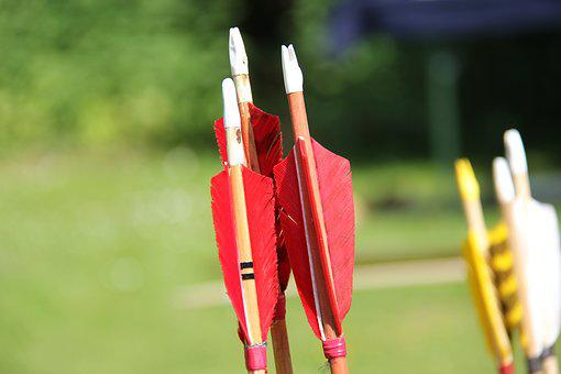 Sport, Archery, Target, Arch, Arrow, Middle, Objectives