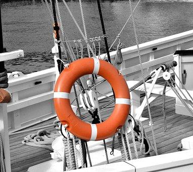Marine, Buoy, Boat, Maritime, Sea, Boat Buoys, Fishing