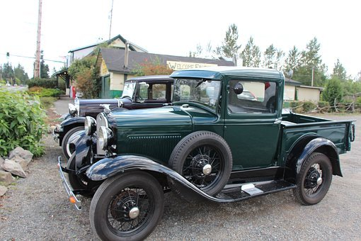 Ford, Car, Model, Antique, Auto, Automobile, Body