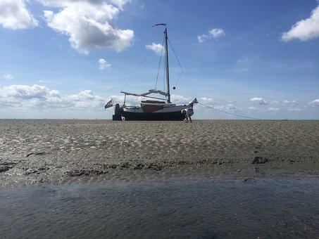 Flat Bottom, Dry Fall, Enkhuizer Bulb, Wadden Sea