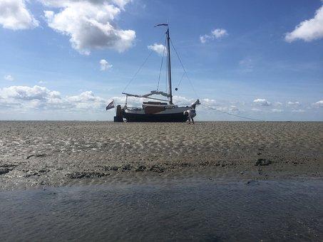 Flat Bottom, Dry Fall, Enkhuizer Bulb, Wadden Sea