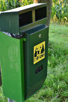 Dog Feces, Dog, Kot, Waste, Garbage, Disposal