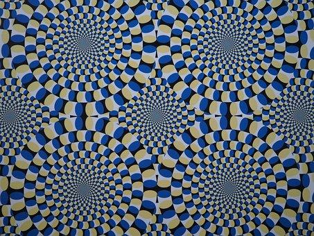 Pattern, Irritation, Effect, Hallucination, Deception