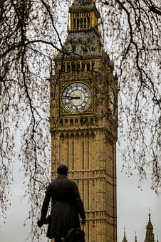 London, Big Ben, Travel, England, Landmark, British