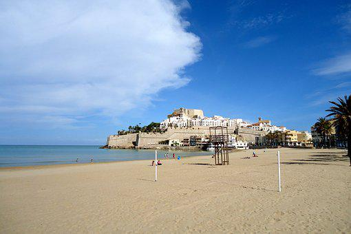Peñíscola, Castellón, Valencia, Spain, Tourism