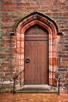 Door, Portal, Input, Old Door, Goal, Gate