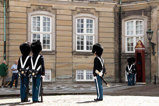 Soldier, Guard, Copenhagen, Military, Army, Uniform