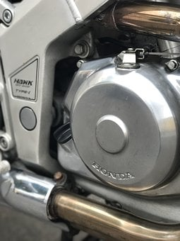 Motor, Motorcycle, Technology, Chrome, Shiny, Metal