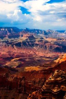 Grand Canyon, Arizona, Park, Travel, Desert, America