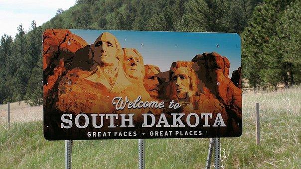 South Dakota, Usa, United States, North America